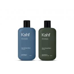 Kahf Hair And Body Wash 200ml